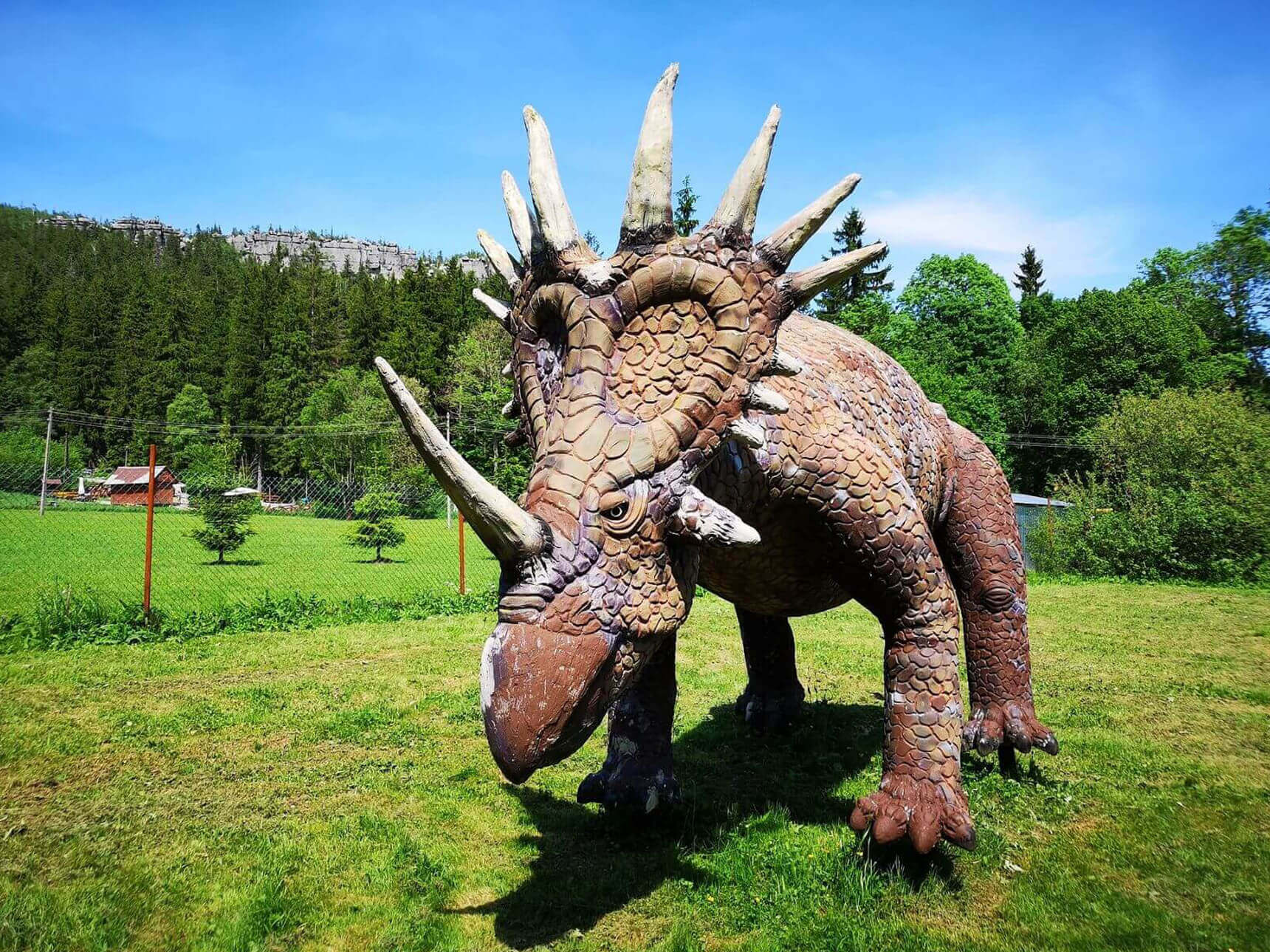 Park Dinozaurów Karłowie